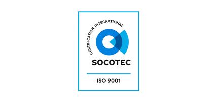 Socotec ISO 9001