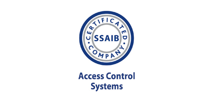 SSAIB Certified - Access Control Systems