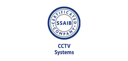 SSAIB Certified - CCTV Systems
