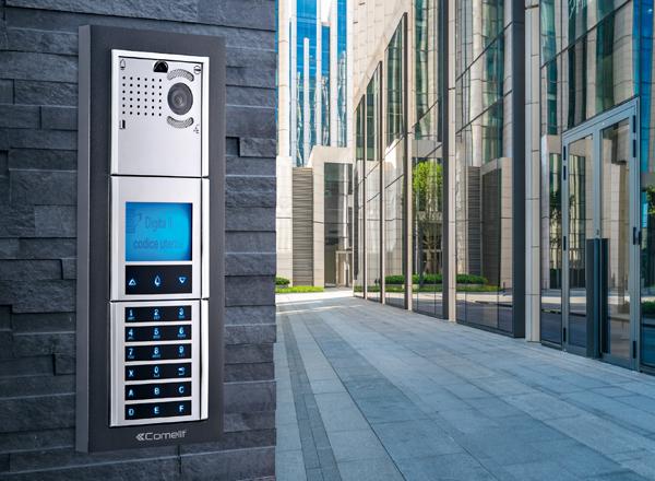 Door Entry Security Systems VTF&S VTFS