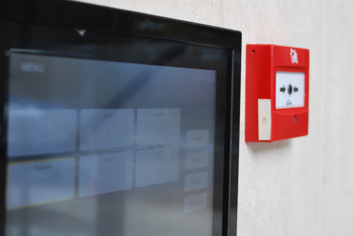 Fire Alarm Testing Panel & Call Point | VTF&S VTFS